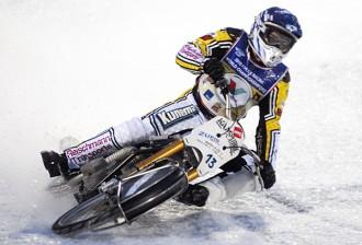 Startovní listina GP Ice Speedway 2010