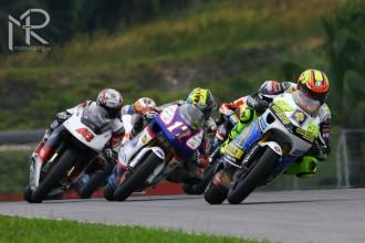Startovní listiny GP 125 a Moto2 r. 2010