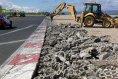 Velká rekonstrukce okruhu v Mostě pokračuje