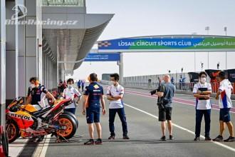 MotoGP test Katar 1 – pátek