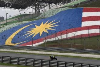 Grand Prix Malajsie zrušena
