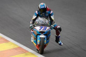 Moto2 IRTA test 2017 Jerez – pátek