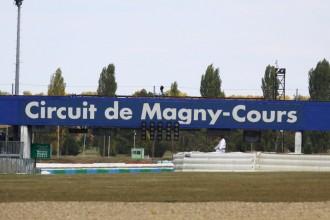 Magny Cours živě (pátek)