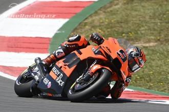 Oba jezdci KTM Tech3 na bodech