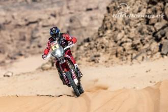 Rally Dakar 2021: 8. etapa