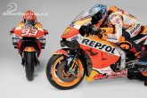 Studiová prezentace Repsol Honda Teamu