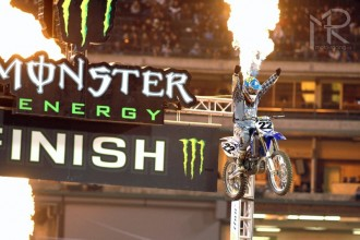 AMA / MS Supercross  Toronto
