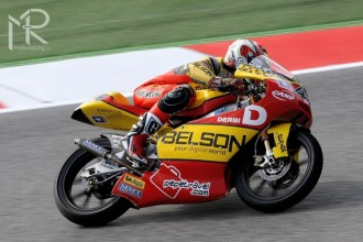 GP Indianapolis  závod 125cc