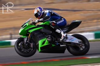 Kawasaki testuje v Almerii