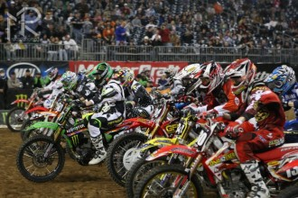 AMA / FIM Supercross  San Francisco