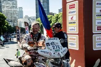 Barth Racing - zhodnocení Rallye Dakar 2017