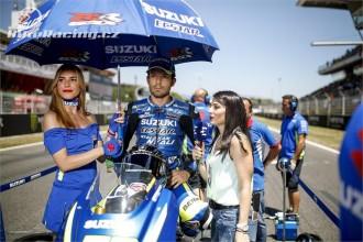 Guintoli: Suzuki má silnou zbraň