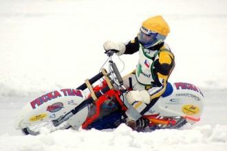 O víkendu se pojede MČR na ledové dráze