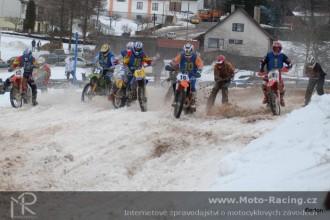 Fotogalerie z Motoskijöringu v Dobřanech