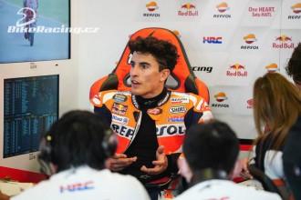 Márquez: Ducati jsou silnější než Yamahy