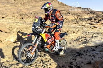 Rally Dakar 2021: 3. etapa