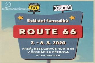 Zveme vás na letní setkání fanoušků Route66