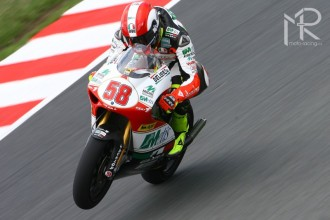 GP Indianapolis  závod 250 ccm