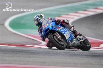 Jezdci Suzuki na hranici Top 10
