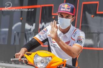 Marc Marquez podstoupil druhou operaci