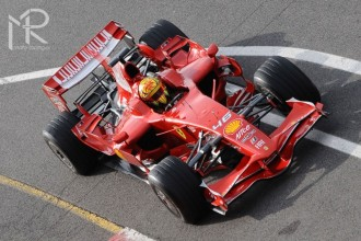 Rossi bude opět testovat Ferrari F1