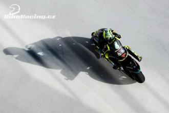 Rossi před domácí Grand Prix