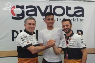 Syahrin do Moto2 k týmu Angel Nieto