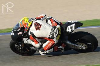 Test 125/Moto2  Barcelone (středa)