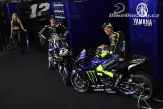 Vinales a Rossi vítají kalendář závodů