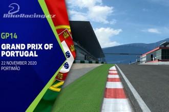 GP Portugalska 2020 – pátek