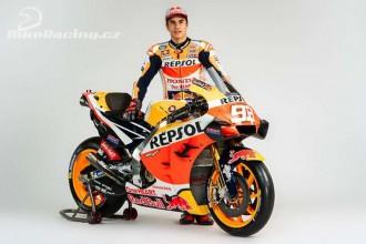 Honda si Marqueze pojistila až do roku 2024