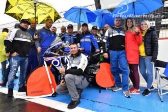 Omega Maco Racing Team štvrtý v Bol d´Or