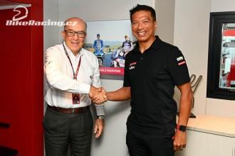Razali představil tým RNF MotoGP Racing