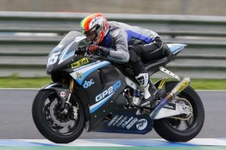 Test 125/Moto2 Jerez  pondělí