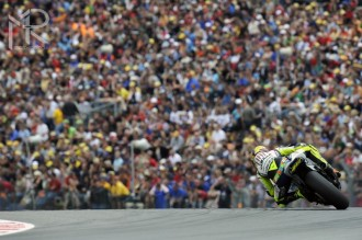 Valentino Rossi opět na čele celkové klasifikace
