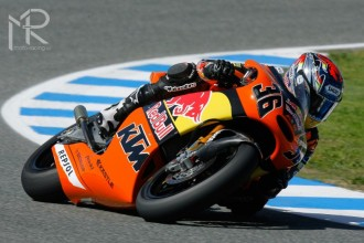 GP Španělska 250 - závod