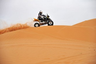 KM Racing na konci Dakaru