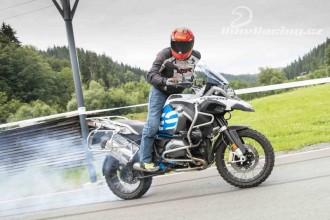Motoškola BMW v Mostě