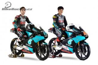 Představení týmů Moto2, Moto3