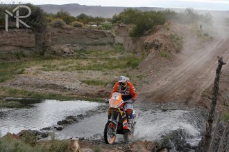 Rally Dakar  4. etapa