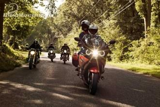 BMW Motorrad dny Česká republika 2020