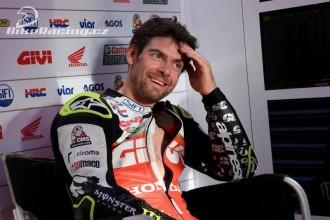 Crutchlow: Rea šanci v MotoGP nevyužil