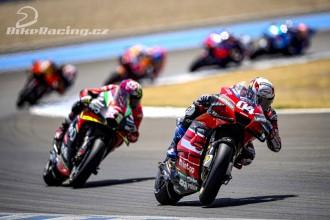 Jedno šesté místo pro tovární Ducati