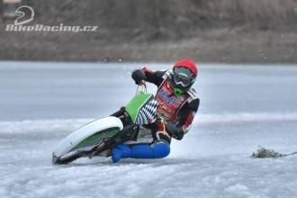 ME na ledě s trojicí našich jezdců