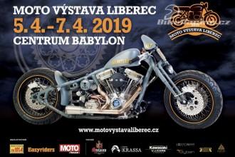 Moto výstava Liberec 2019