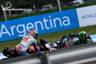 MotoGP v Argentině do 2025