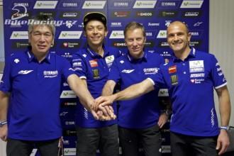Rossi: Další 2 roky u Yamahy