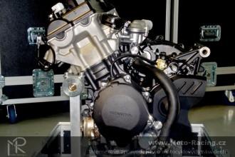 Týmy již s motory Moto2