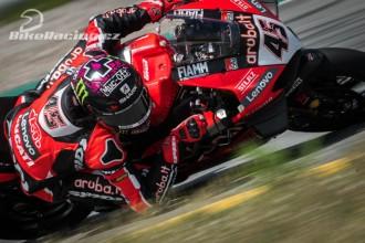 U Ducati hodnotí test v Barceloně