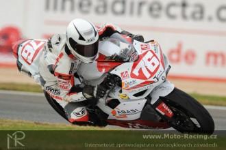Moto2: Martinez za Faubela